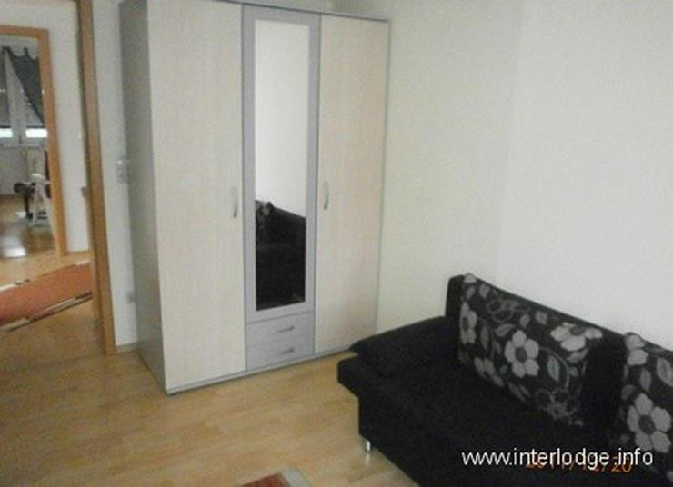 Bild 6: INTERLODGE Modern möblierte Maisonette Wohnung (2 Schlafzimmer, Balkon) in Dortmund-Alt S...