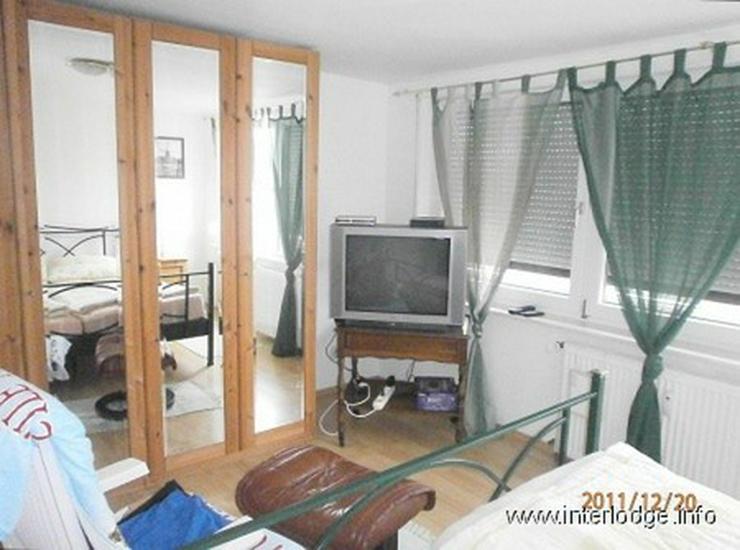 Bild 5: INTERLODGE Modern möblierte Maisonette Wohnung (2 Schlafzimmer, Balkon) in Dortmund-Alt S...