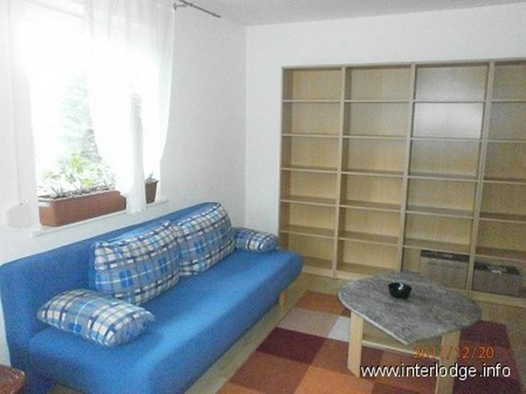 Bild 2: INTERLODGE Modern möblierte Maisonette Wohnung (2 Schlafzimmer, Balkon) in Dortmund-Alt S...