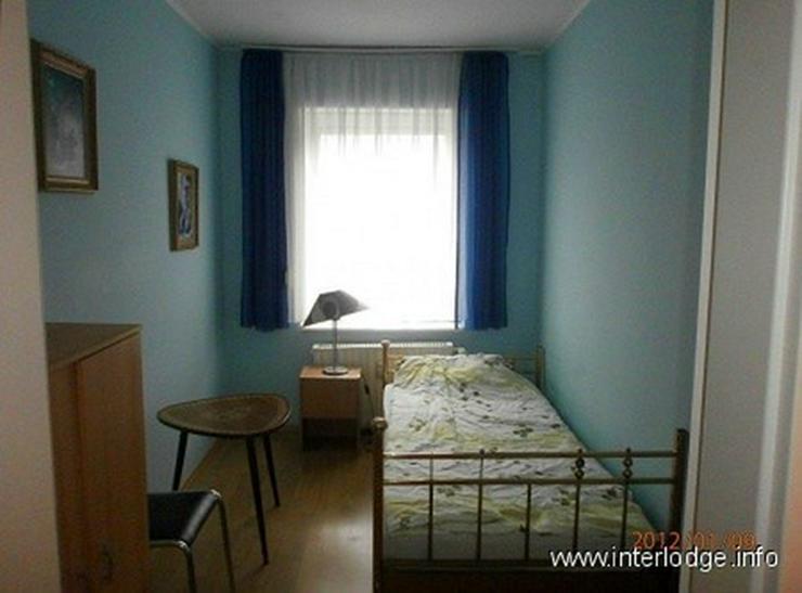 Bild 4: INTERLODGE Modern möblierte Wohnung mit 2 Schlafzimmern (als WG nutzbar) in Dortmund-Alt-...