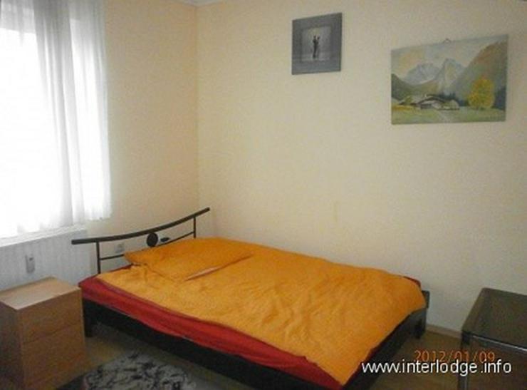 Bild 2: INTERLODGE Modern möblierte Wohnung mit 2 Schlafzimmern (als WG nutzbar) in Dortmund-Alt-...