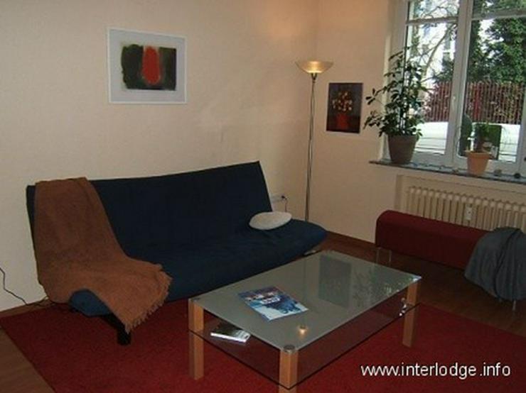Bild 3: INTERLODGE Komplett möblierte 2-Zimmer-Wohnung mit Balkon in Köln-Neustadt-Süd