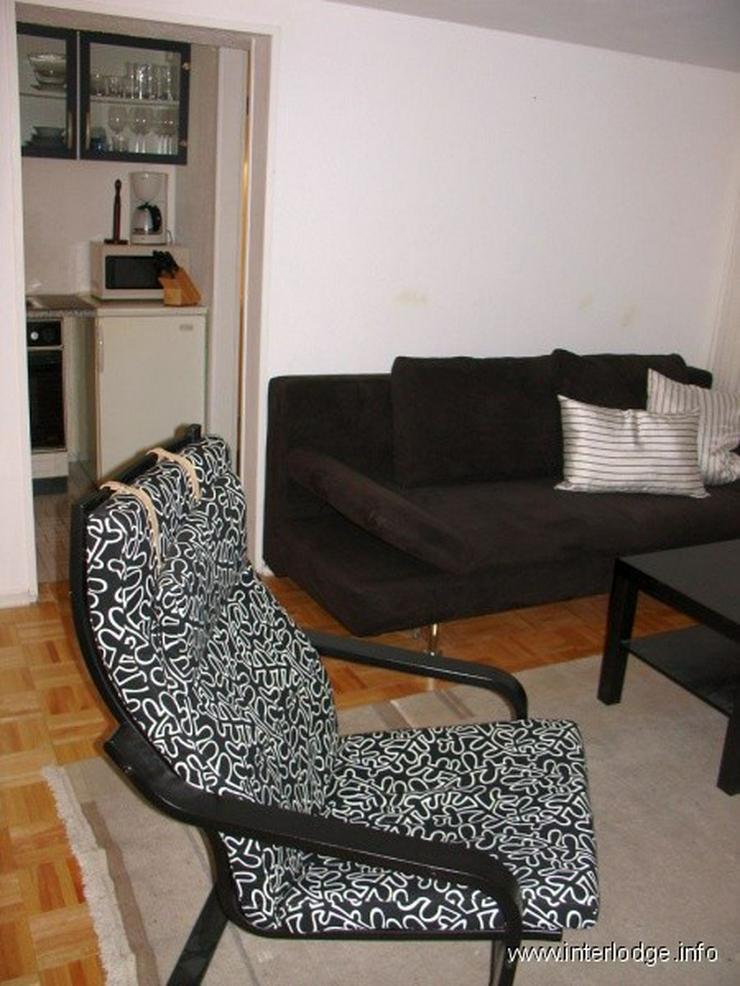 Bild 2: INTERLODGE Komplett möbliertes, preisgünstiges Apartment in Dortmund-Berghofen