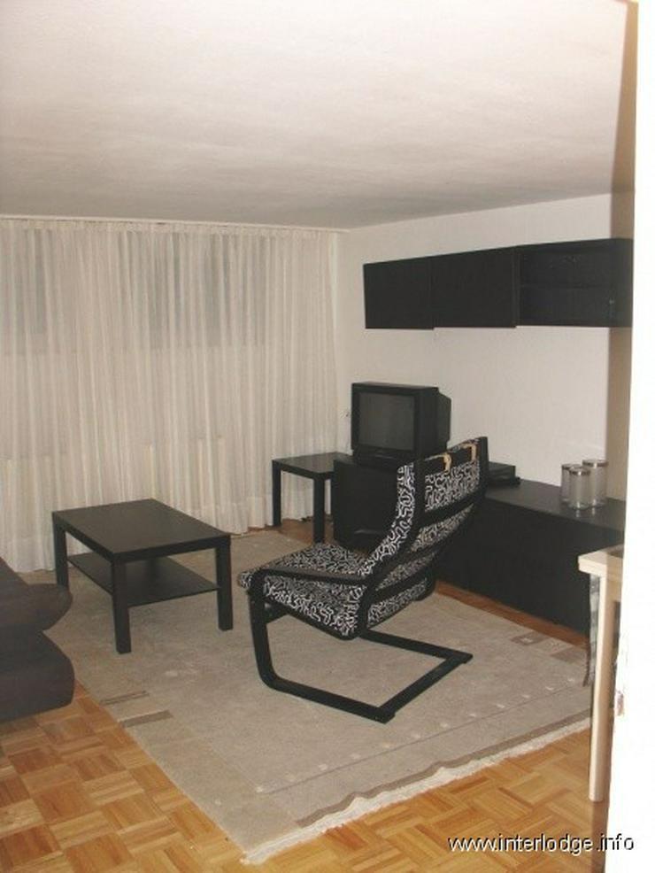 Bild 4: INTERLODGE Komplett möbliertes, preisgünstiges Apartment in Dortmund-Berghofen