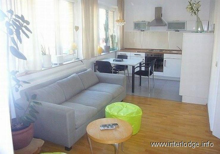 Bild 4: INTERLODGE Komplett, modern möblierte Wohnung mit Terrasse in Dortmund-Hörde