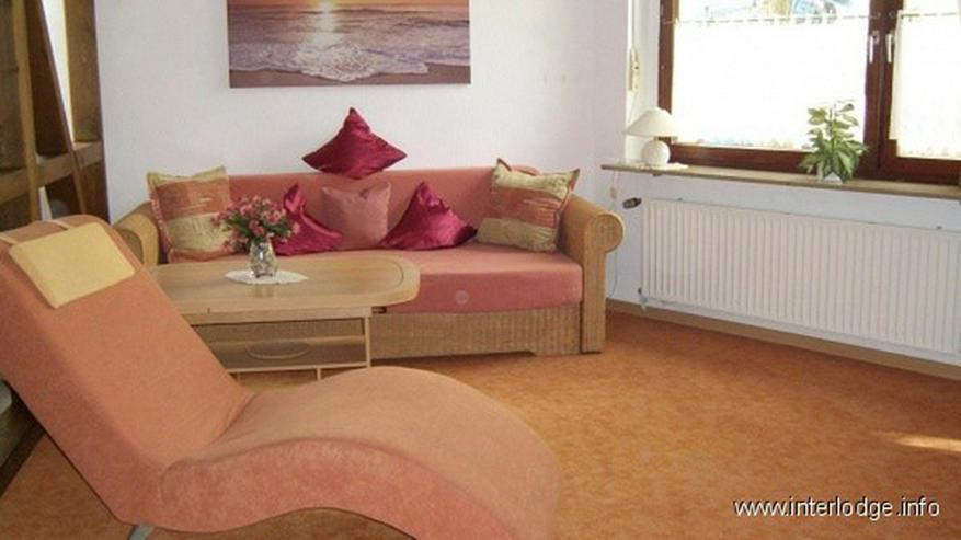 INTERLODGE Komfortabel möblierte Gästewohnung mit 2 Schlafzimmern und Garten in Dortmund... - Wohnen auf Zeit - Bild 1