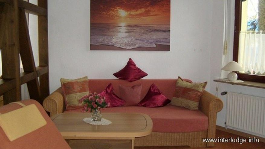 Bild 2: INTERLODGE Komfortabel möblierte Gästewohnung mit 2 Schlafzimmern und Garten in Dortmund...