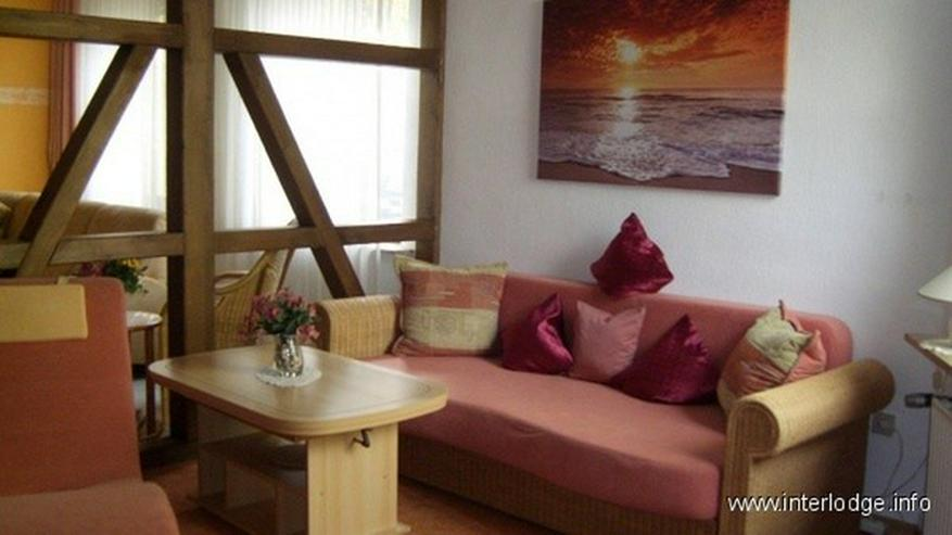 Bild 3: INTERLODGE Komfortabel möblierte Gästewohnung mit 2 Schlafzimmern und Garten in Dortmund...