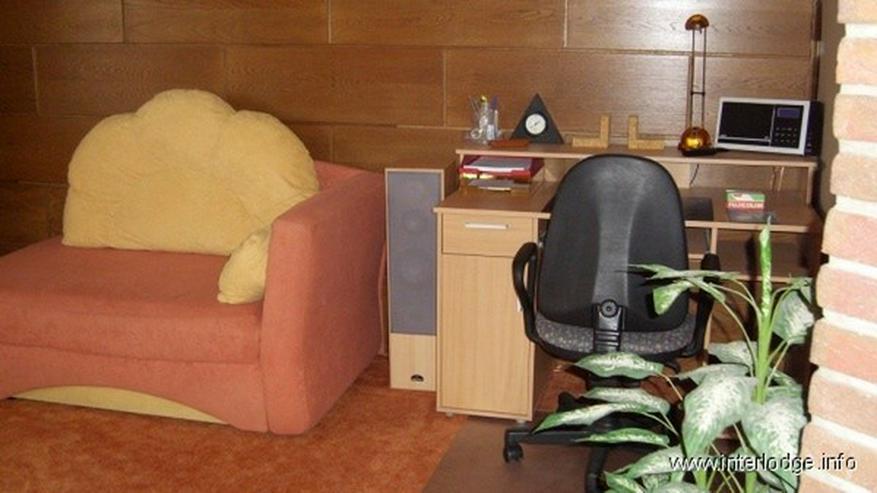 Bild 5: INTERLODGE Komfortabel möblierte Gästewohnung mit 2 Schlafzimmern und Garten in Dortmund...