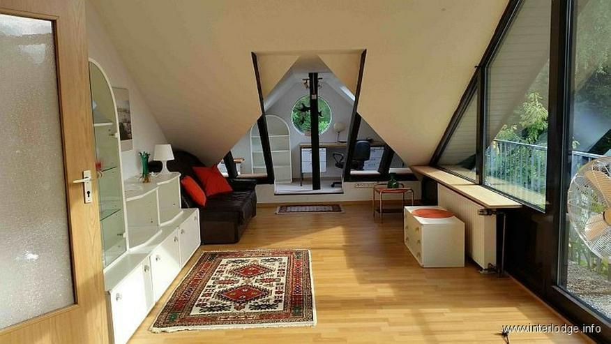 Bild 2: INTERLODGE Komplett möblierte Wohnung mit kleinem Balkon in Dortmund-Brackel