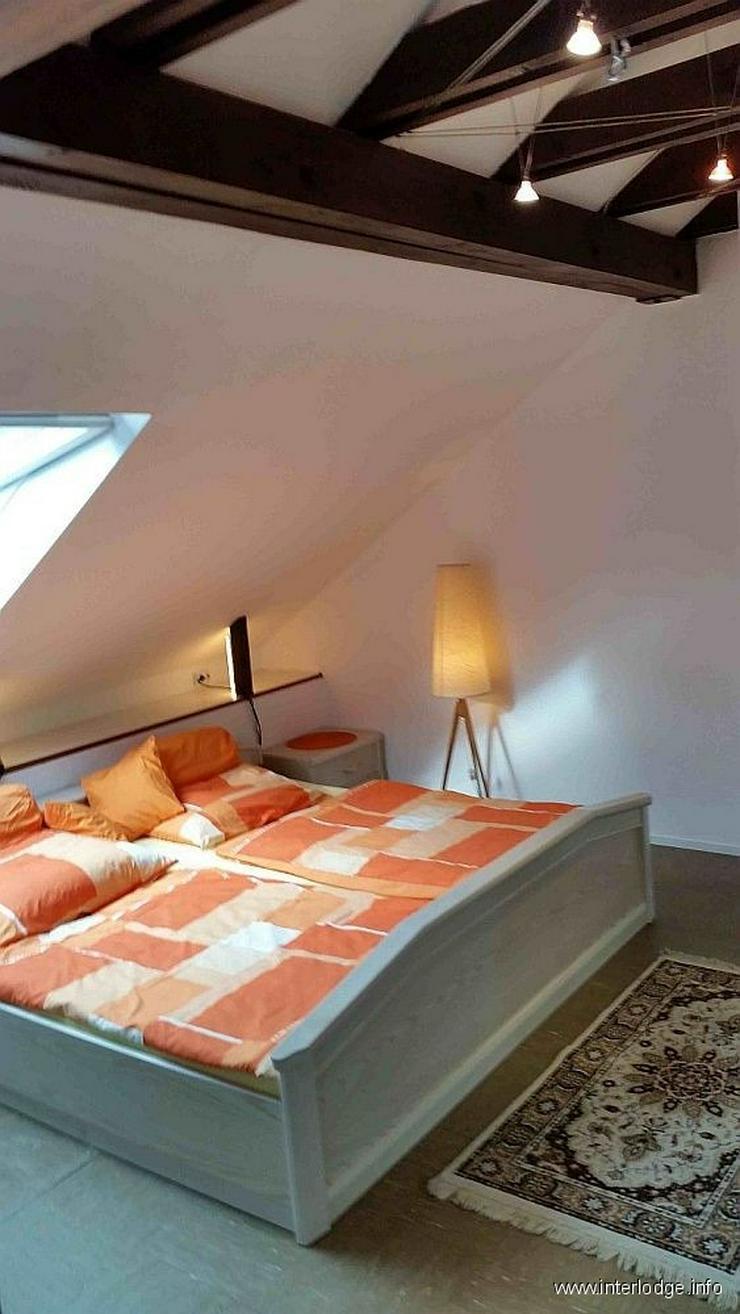 Bild 4: INTERLODGE Komplett möblierte Wohnung mit kleinem Balkon in Dortmund-Brackel