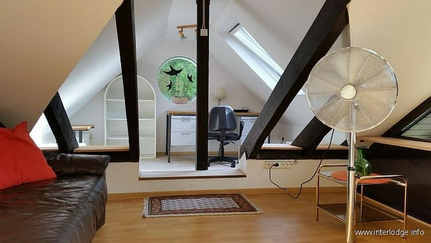 INTERLODGE Komplett möblierte Wohnung mit kleinem Balkon in Dortmund-Brackel - Wohnen auf Zeit - Bild 1