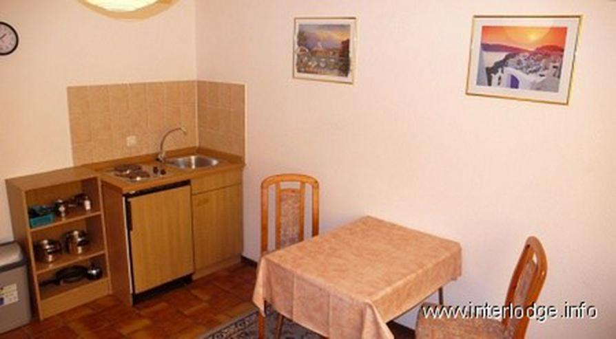 Bild 3: INTERLODGE Einfach möbliertes Apartment in Altenessen-Süd