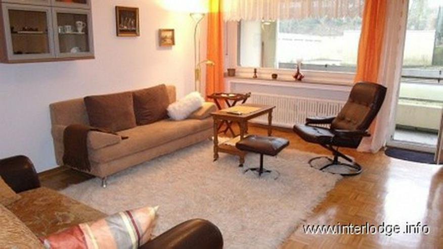 INTERLODGE Komplett möbliertes, geräumiges Apartment mit Keller und PKW-Stellplatz in Es... - Wohnen auf Zeit - Bild 1