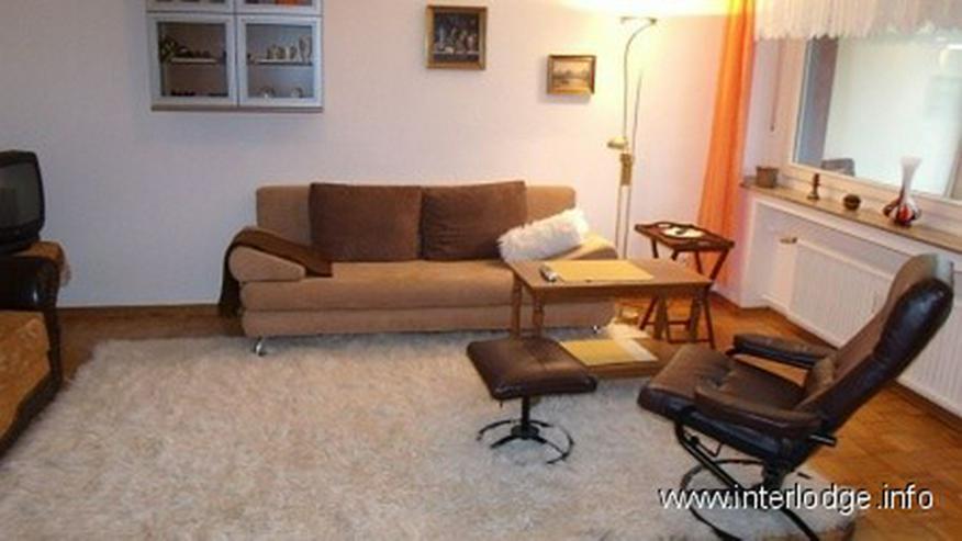 Bild 2: INTERLODGE Komplett möbliertes, geräumiges Apartment mit Keller und PKW-Stellplatz in Es...