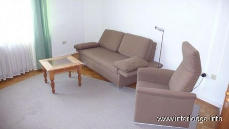 INTERLODGE Komplett und gut ausgestattete 2-Zimmer-Wohnung in Essen Südviertel (Rüttensc... - Bild 1