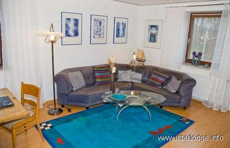 Bild 2: INTERLODGE Komfortabel möblierte Wohnung in bevorzugter Wohnlage in Mülheim-Heimaterde