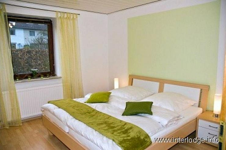 INTERLODGE Komfortabel möblierte Wohnung in bevorzugter Wohnlage in Mülheim-Heimaterde - Wohnen auf Zeit - Bild 1