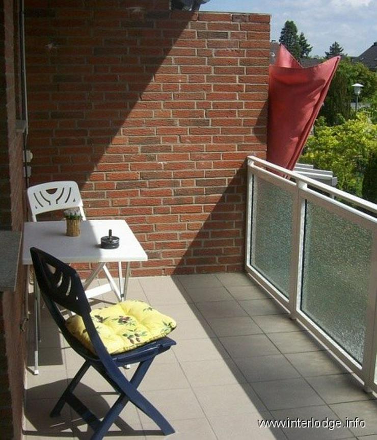 INTERLODGE Komplett möbliertes Apartment mit Balkon in Neuss-Reuschenberg