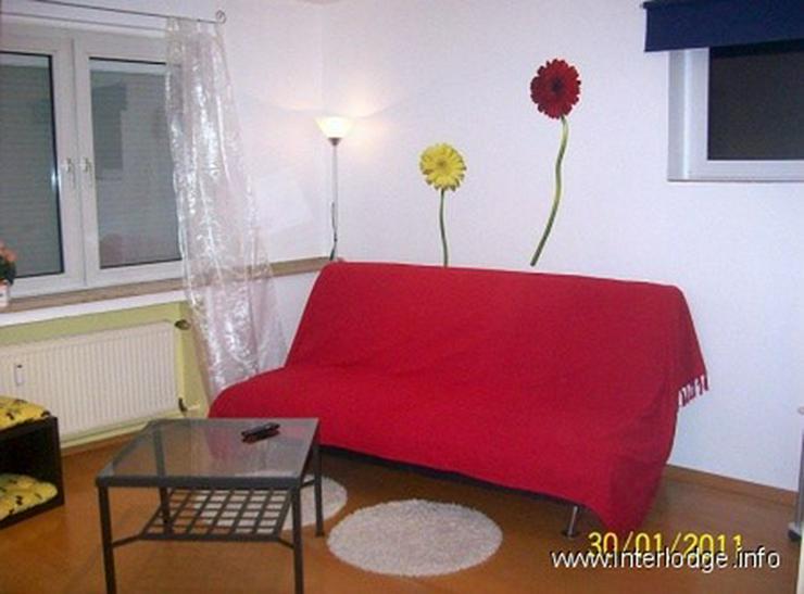 Bild 3: INTERLODGE Komplett möbliertes Apartment mit Balkon in Neuss-Reuschenberg