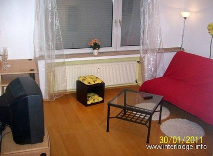 Bild 2: INTERLODGE Komplett möbliertes Apartment mit Balkon in Neuss-Reuschenberg