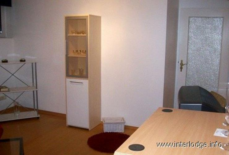 Bild 6: INTERLODGE Komplett möbliertes Apartment mit Balkon in Neuss-Reuschenberg