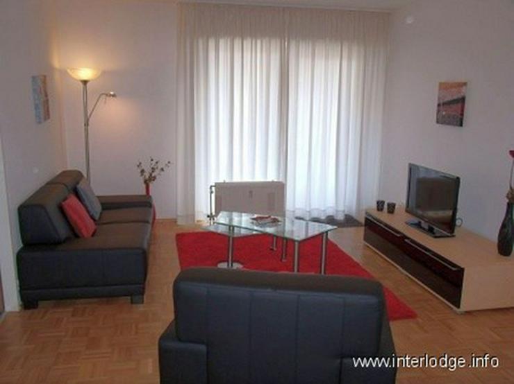 Bild 2: INTERLODGE Komfortwohnung mit Balkon im Essener Südviertel. 2. OG mit Lift.