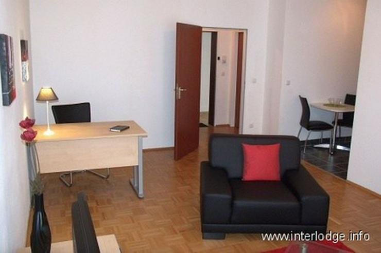 Bild 5: INTERLODGE Komfortwohnung mit Balkon im Essener Südviertel. 2. OG mit Lift.