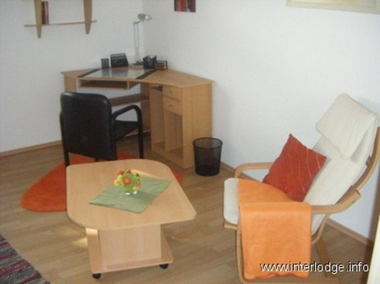 INTERLODGE Freundlich möbliertes Apartment in ruhiger Seitenstr. in Essen-Frohnhausen. - Wohnen auf Zeit - Bild 1