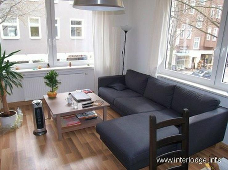 INTERLODGE Modern und komfortabel möblierte Wohnung mit 2 Schlafzimmer in Essen-Rüttensc... - Bild 1
