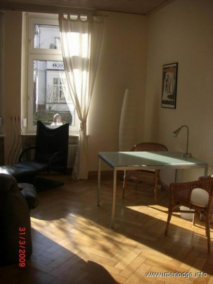 INTERLODGE Modern möbliertes Apartment in Wuppertal-Elberfeld - Wohnen auf Zeit - Bild 1