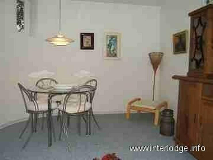 INTERLODGE Helle, modern möblierte Souterrain-Wohnung in Essen-Rellinghausen - Wohnen auf Zeit - Bild 1