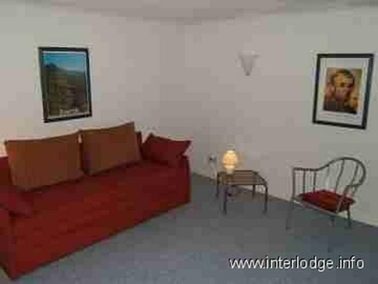 Bild 2: INTERLODGE Helle, modern möblierte Souterrain-Wohnung in Essen-Rellinghausen