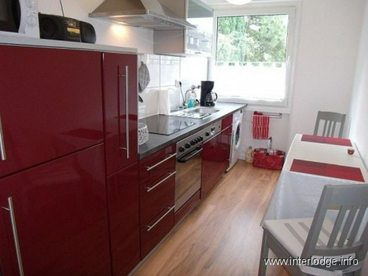 Bild 12: INTERLODGE Komplett möblierte Wohnung mit 2 Schlafzimmern und Gartennutzung in Essen-Rüt...