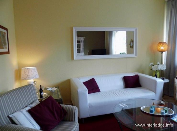 Bild 2: INTERLODGE Komplett möblierte Wohnung mit 2 Schlafzimmern und Gartennutzung in Essen-Rüt...