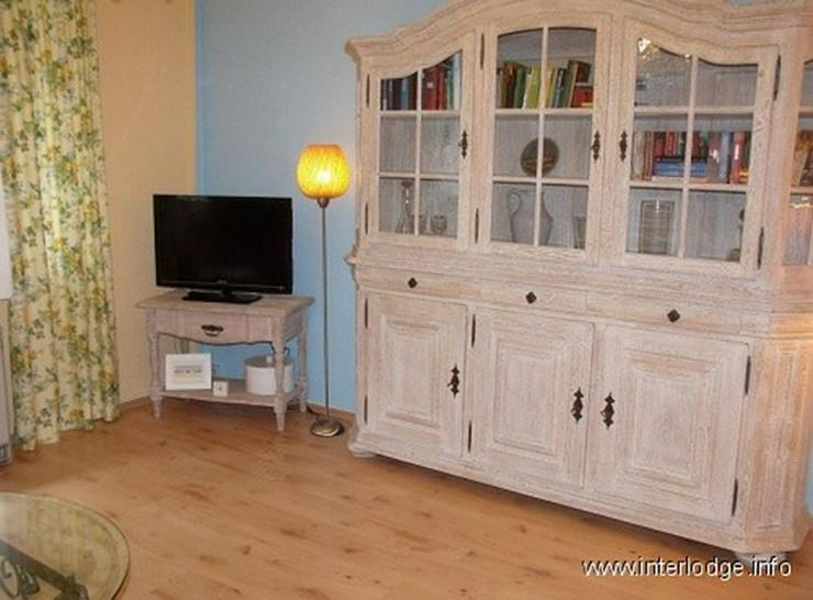 Bild 3: INTERLODGE Komplett möblierte Wohnung mit 2 Schlafzimmern und Gartennutzung in Essen-Rüt...