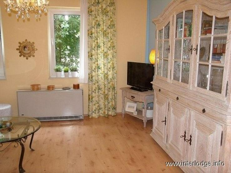 Bild 4: INTERLODGE Komplett möblierte Wohnung mit 2 Schlafzimmern und Gartennutzung in Essen-Rüt...