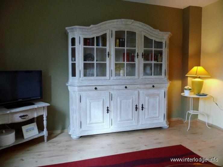 Bild 6: INTERLODGE Komplett möblierte Wohnung mit 2 Schlafzimmern und Gartennutzung in Essen-Rüt...