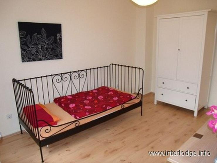 Bild 10: INTERLODGE Komplett möblierte Wohnung mit 2 Schlafzimmern und Gartennutzung in Essen-Rüt...