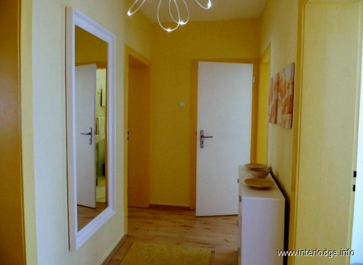 Bild 13: INTERLODGE Komplett möblierte Wohnung mit 2 Schlafzimmern und Gartennutzung in Essen-Rüt...