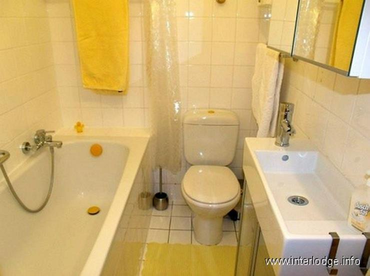 Bild 15: INTERLODGE Komplett möblierte Wohnung mit 2 Schlafzimmern und Gartennutzung in Essen-Rüt...
