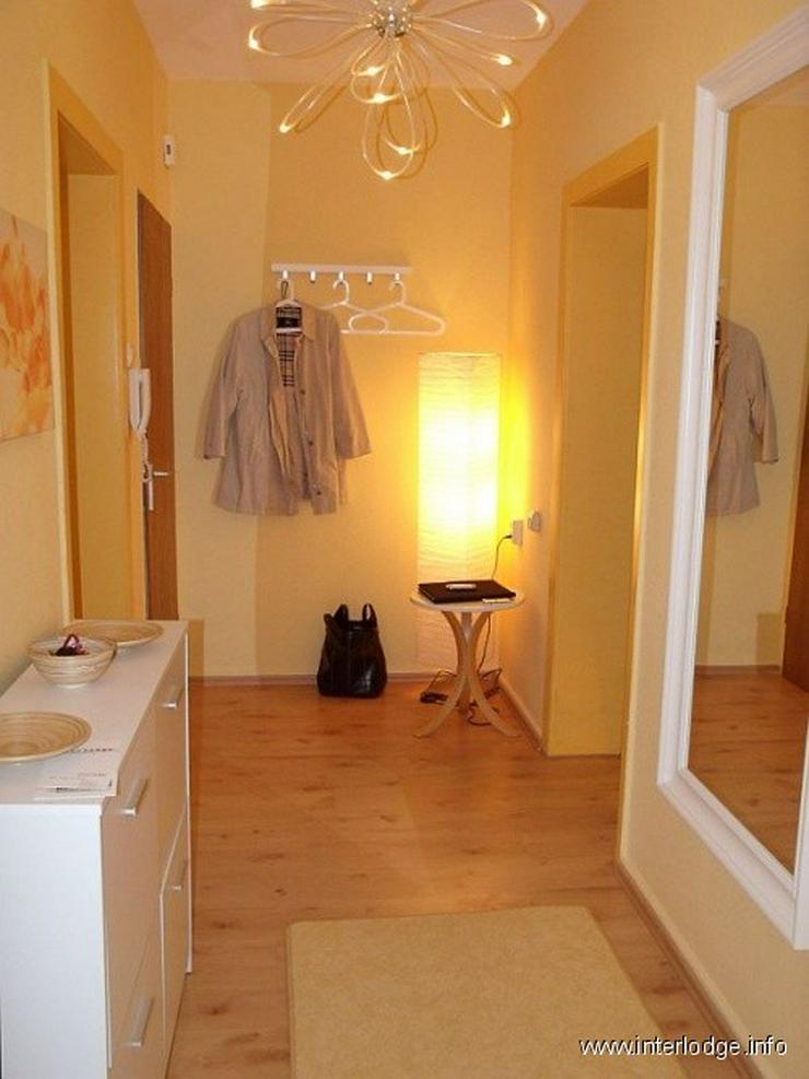 Bild 14: INTERLODGE Komplett möblierte Wohnung mit 2 Schlafzimmern und Gartennutzung in Essen-Rüt...