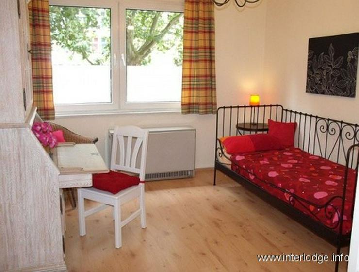 Bild 8: INTERLODGE Komplett möblierte Wohnung mit 2 Schlafzimmern und Gartennutzung in Essen-Rüt...