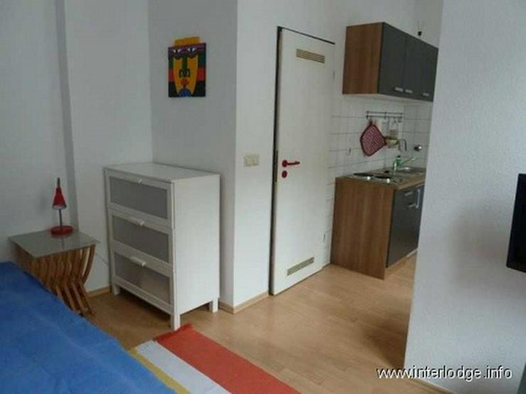 Bild 5: INTERLODGE Modern und komplett möbliertes Apartment in Essen-Werden.