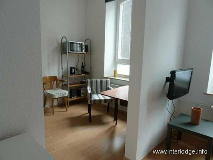 Bild 3: INTERLODGE Modern und komplett möbliertes Apartment in Essen-Werden.