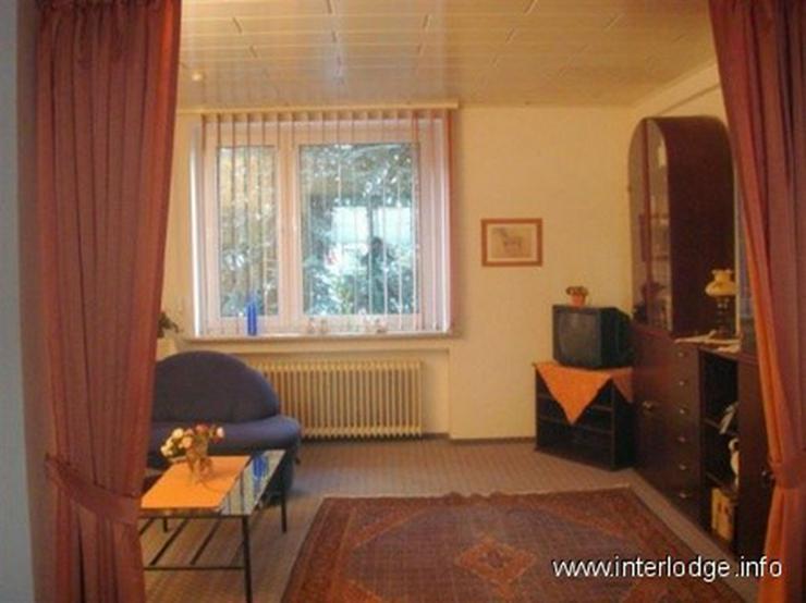 Bild 2: INTERLODGE Modern möblierte Wohnung in ruhiger Seitenstraße in Essen-Frohnhausen.