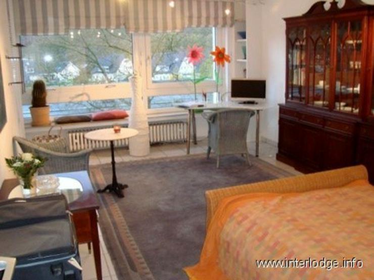 Bild 2: INTERLODGE Möbliertes Top-Apartment mit Balkon, Indoor-Pool, Sauna in bester Lage in Esse...