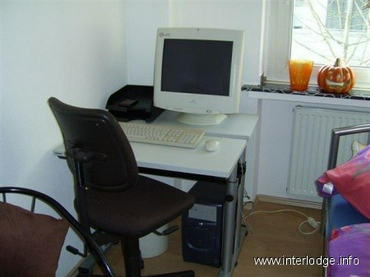 Bild 6: INTERLODGE Komplett möblierte Wohnung mit 2 Schlafzimmern in der Essener Innenstadt.
