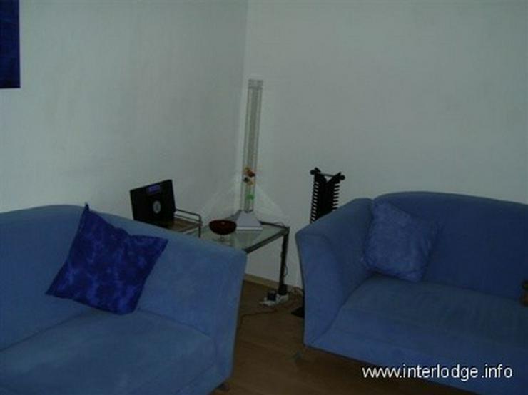 Bild 5: INTERLODGE Komplett möblierte Wohnung mit 2 Schlafzimmern in der Essener Innenstadt.