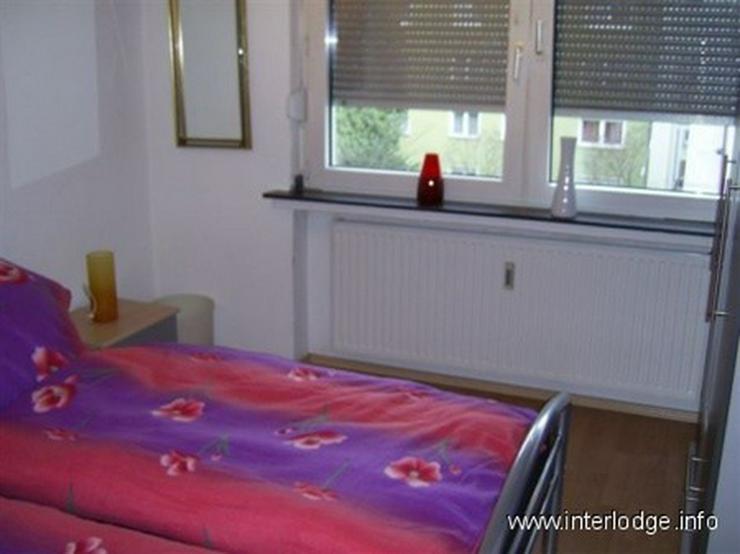 INTERLODGE Komplett möblierte Wohnung mit 2 Schlafzimmern in der Essener Innenstadt. - Bild 1